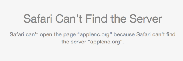 Apple Gone