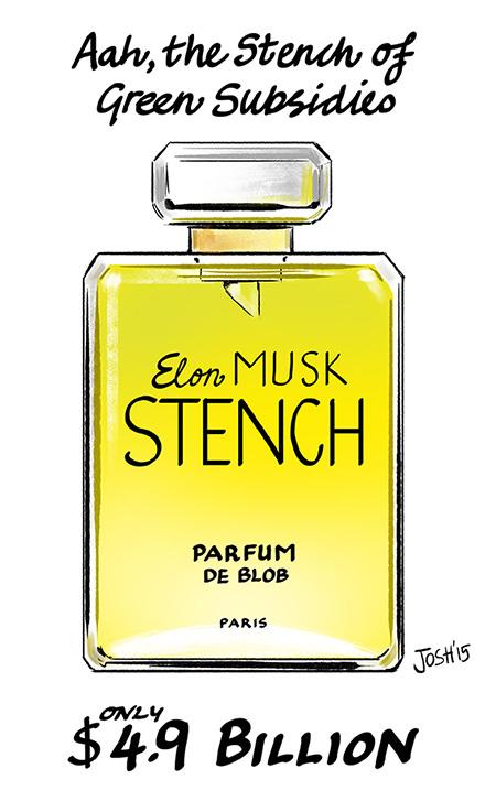 Musk Stench